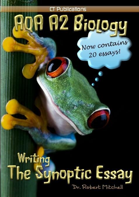 biology synoptic essay questions